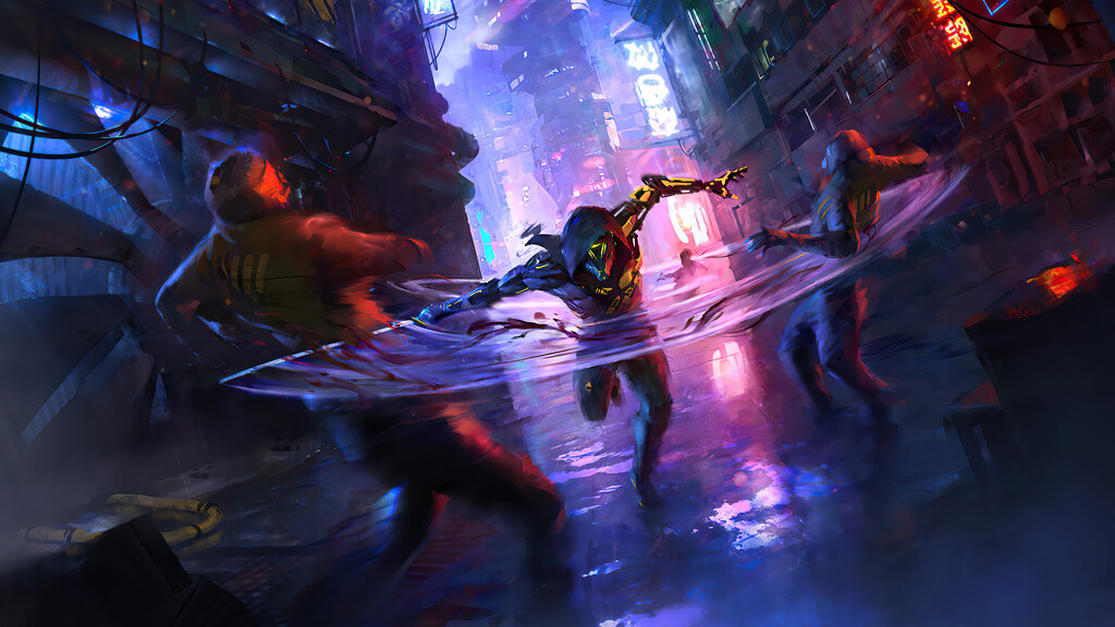 Ghostrunner revela su hoja de ruta con los nuevos modos de juego y packs con más contenidos que recibirá este año