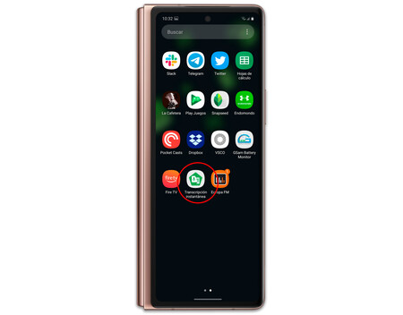 Samsung Galaxy Z Fold 2 04 Apps