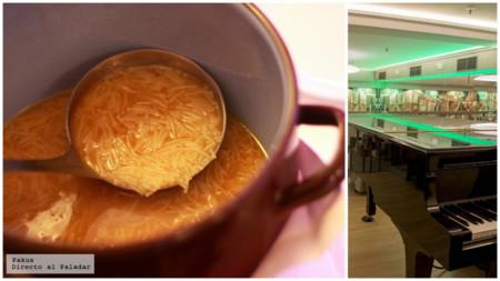 Restaurante El café de la Ópera, cenas cantadas y cocido madrileño