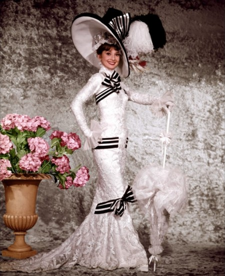 My Fair Lady 1964 Audrey Hepburn
