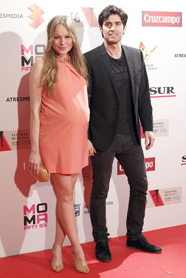 Las celebrities ya empiezan a celebrar el Festival de Málaga, si hay que festejar, se festeja