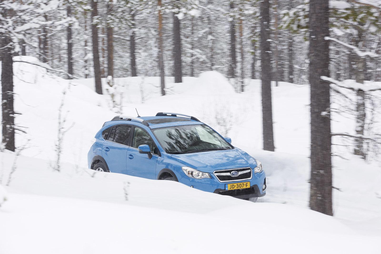 Foto de Subaru Snow Drive 2016 (116/137)