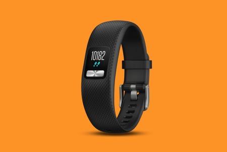 Esta pulsera de actividad Garmin tiene una batería con 1 año de autonomía y está rebajadísima hoy en Amazon