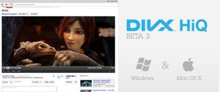 Divx HiQ se actualiza mejorando el streaming en YouTube
