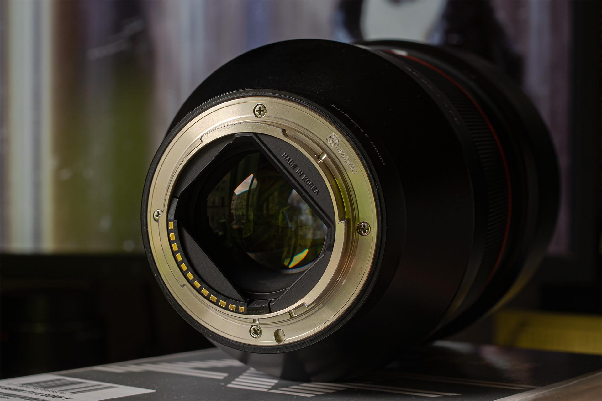 Foto de Samyang AF 85 mm f1,4 FE (3/19)