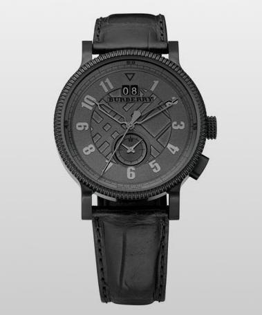 Burberry lanza un reloj de edición limitada