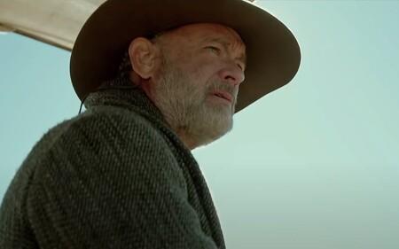 Tráiler de 'Noticias del gran mundo', Paul Greengrass vuelve a dirigir a Tom Hanks en un épico viaje hacia la redención