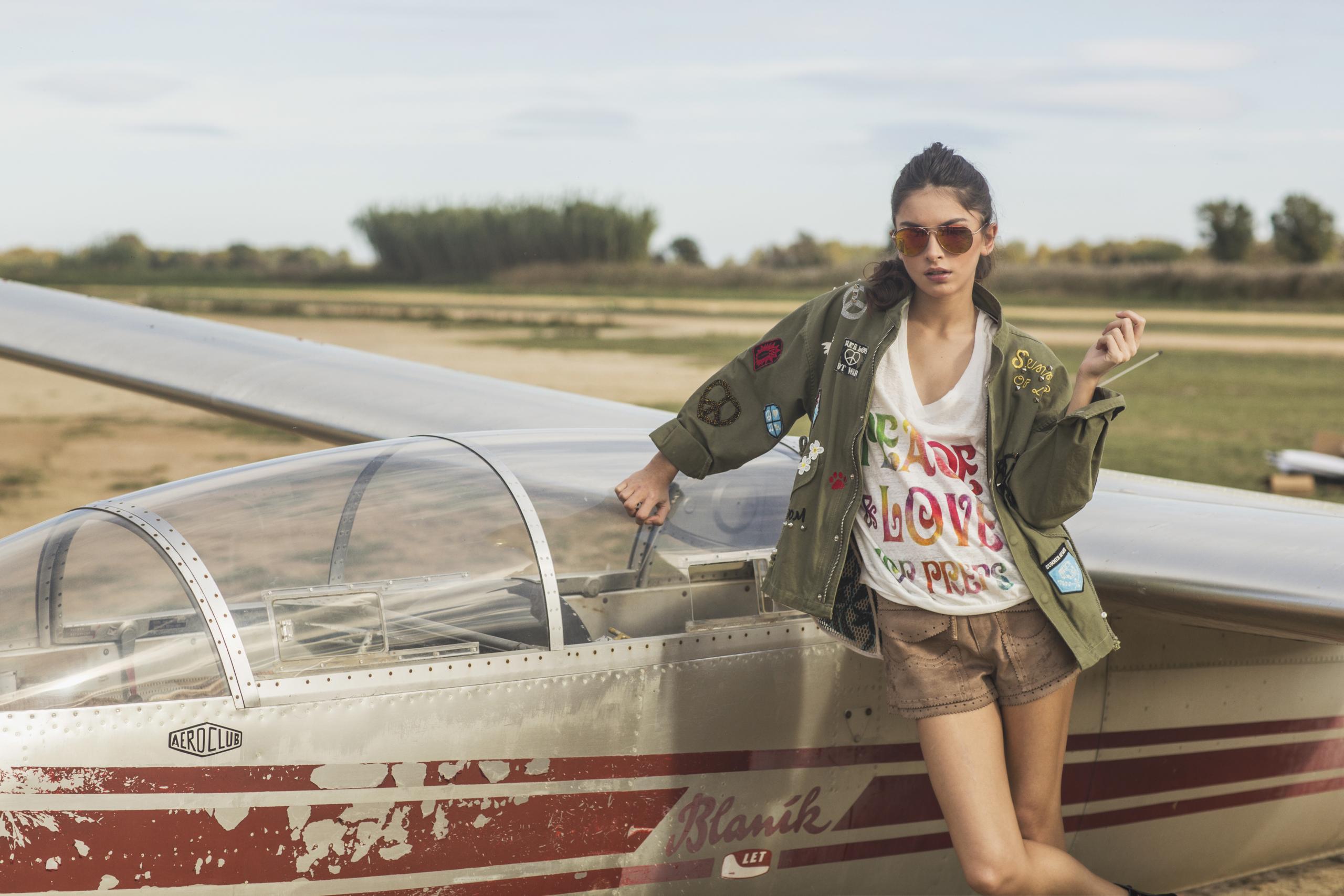Foto de Lucía Rivero Romero imagen de la campaña Highly Preppy (2/11)