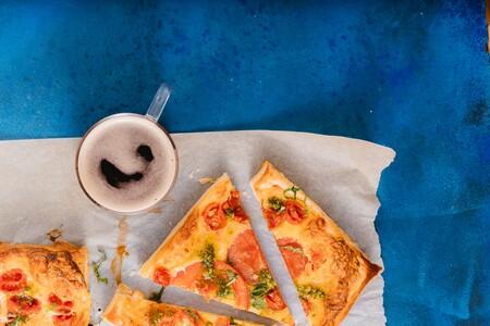 Tarta Albahaca Tomate 2