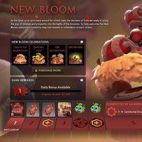"""Llega """"New Bloom"""" a Dota 2, la celebración del Año Nuevo lunar con recompensas y mucho más"""