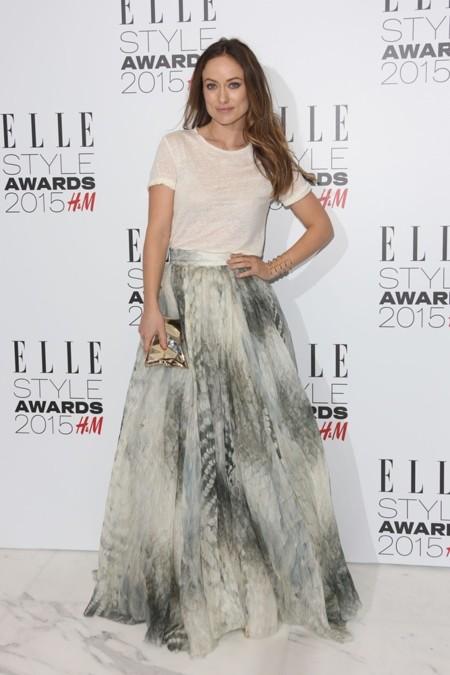 Olivia Wilde de H&M Conscious Exclusive