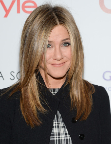 ¿Una jefa horrible? Jennifer Aniston presume de looks a los 45