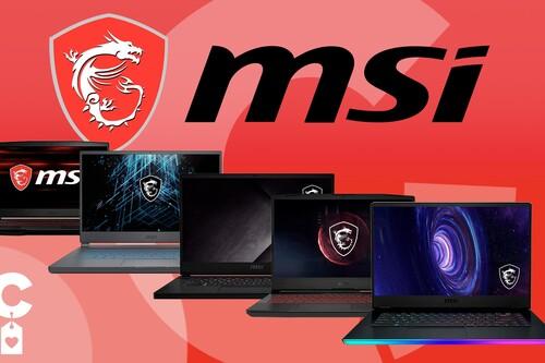 8 portátiles gaming MSI para todos los presupuestos: Amazon tiene el modelo que buscas mucho más barato
