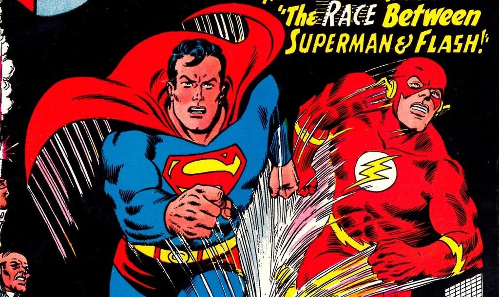 Superman Flash