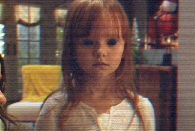 Una imagen de Paranormal Activity: Dimensión Fantasma