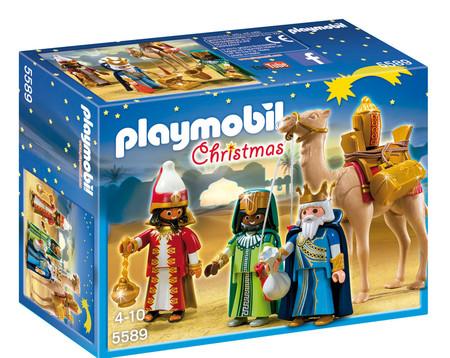 Reyes Magos Playmobil Christmas