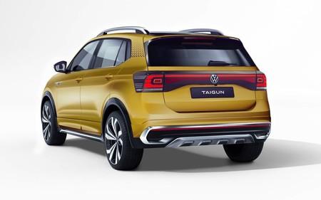 Volkswagen Taigun Concept 7