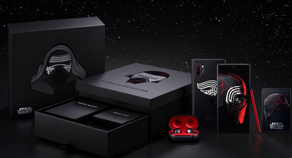 Samsung avisa una estampación del Samsung® Galaxy™ Note 10+ de 'Star Wars: El ascenso de Skywalker'