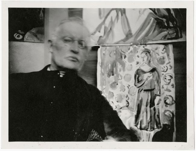 """'The Experimental Self Edvard Munch's Photography' nos descubre la relación con la fotografía del famoso pintor de """"El Grito"""""""
