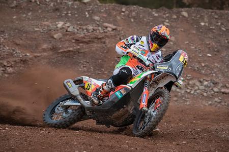 Laia Sanz Dakar18 01