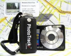 ExtremTrac DPL 700 PhotoTrack, geoposicionado de fotos