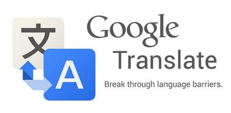 Google Translate se actualiza, nuevo diseño e idiomas adicionales