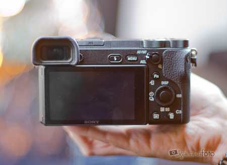 Sony A6500 Tomacontacto 5