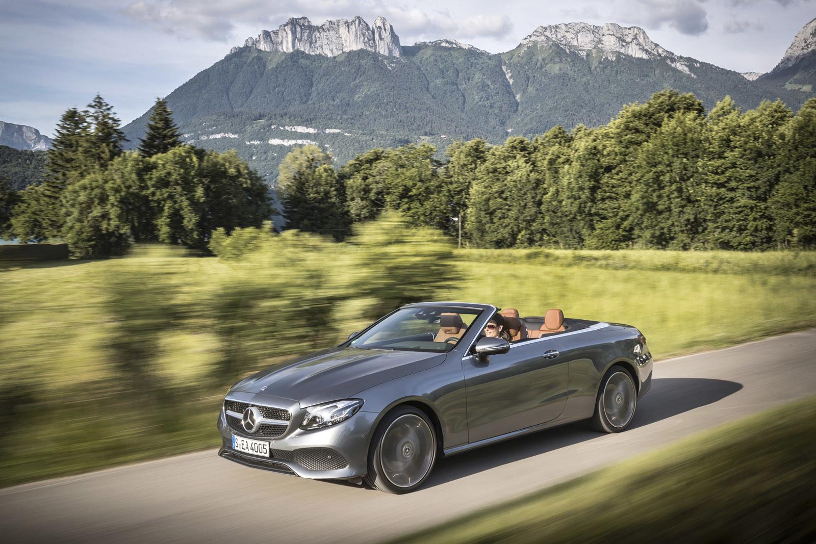 Foto de Mercedes-Benz Clase E Cabrio, toma de contacto (18/156)