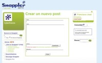 Snappler, sistema de publicación de contenidos desde dispositivos móviles