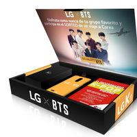 Vodafone ofrece el LG K11 en una edición especial del grupo de K-Pop BTS
