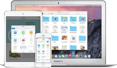 iCloud Drive, la plataforma de alojamiento en la nube de Apple