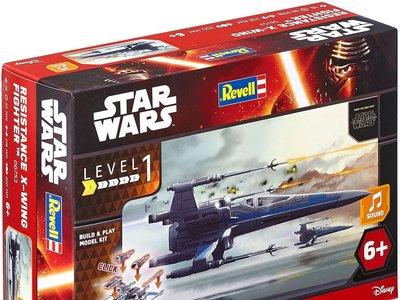 El juguete/maqueta X-Wing Fighter de Revell escala 1:78 está a la venta en Amazon por sólo 14,27 euros
