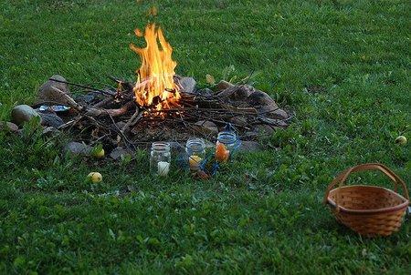 La ventaja del bautismo de fuego