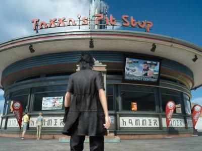 Final Fantasy XV recibe una nueva actualización gratuita y esto es todo lo que trae