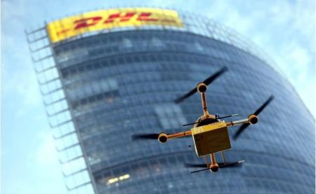 DHL también se sumará al reparto de paquetes con drones, llega Paketkopter