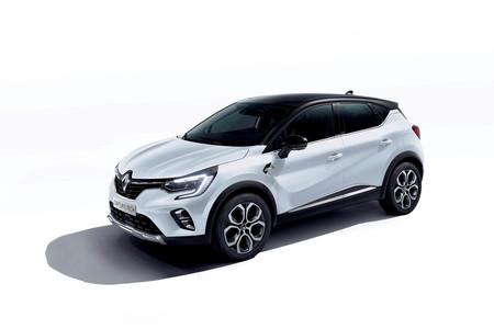 Renault Captur E-Tech Plug-In híbrido enchufable 2020