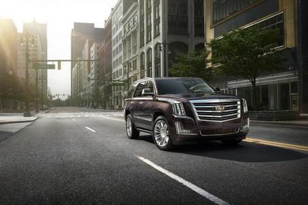 Cadillac confirma la llegada a México de Escalade Platinum 2015