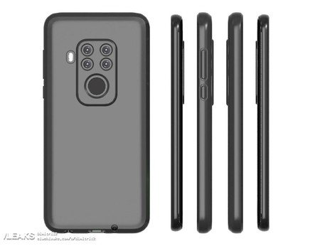 Motorola One Pro Case Matches Previously Leaked Design 141