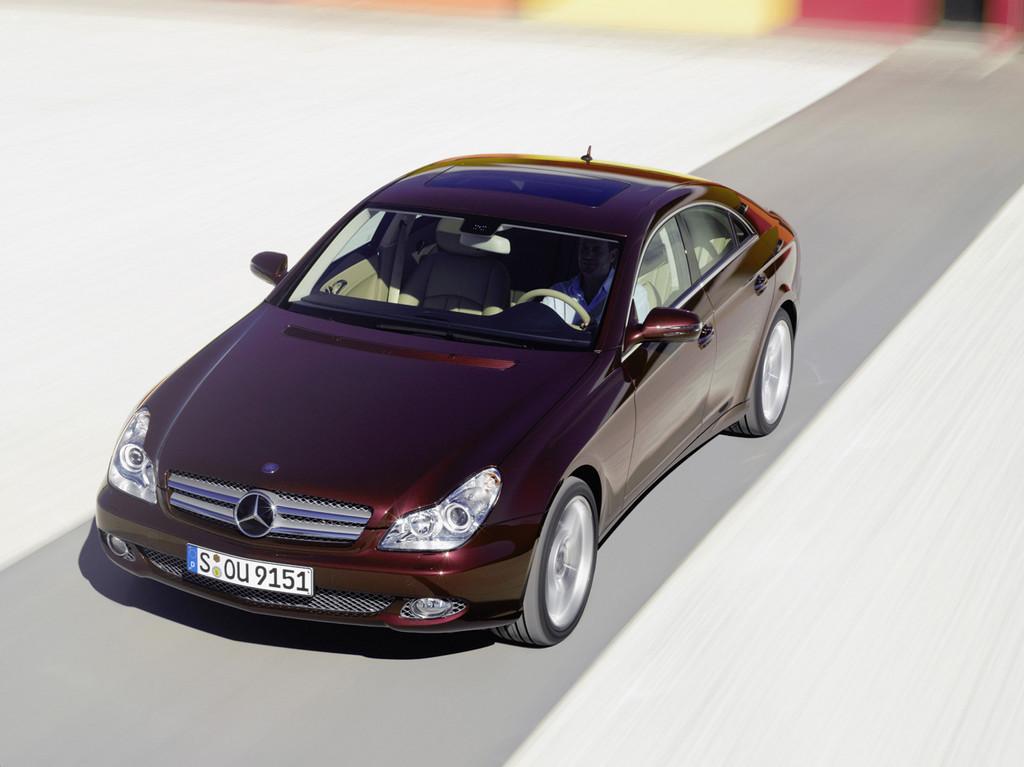 Foto de Mercedes-Benz Clase CLS 2008 (2/14)