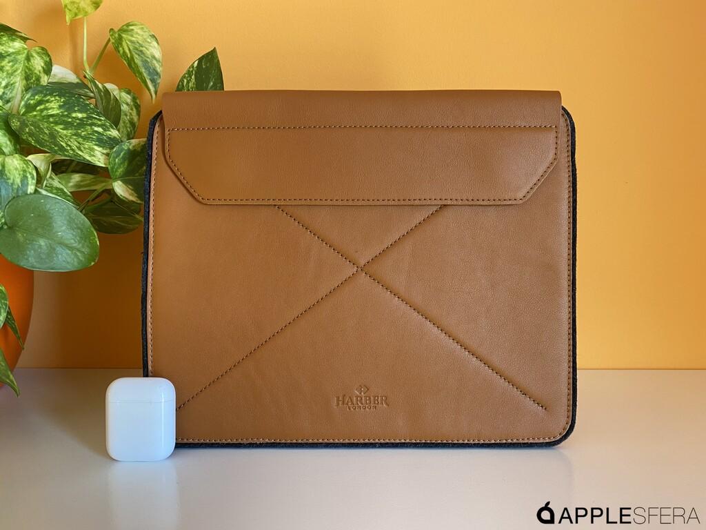 Magnetic Envelope Sleeve de Harber para iPad, una funda para llevarlo con estilo