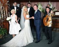 Paris Hilton se casa en Las Vegas con Piers Morgan
