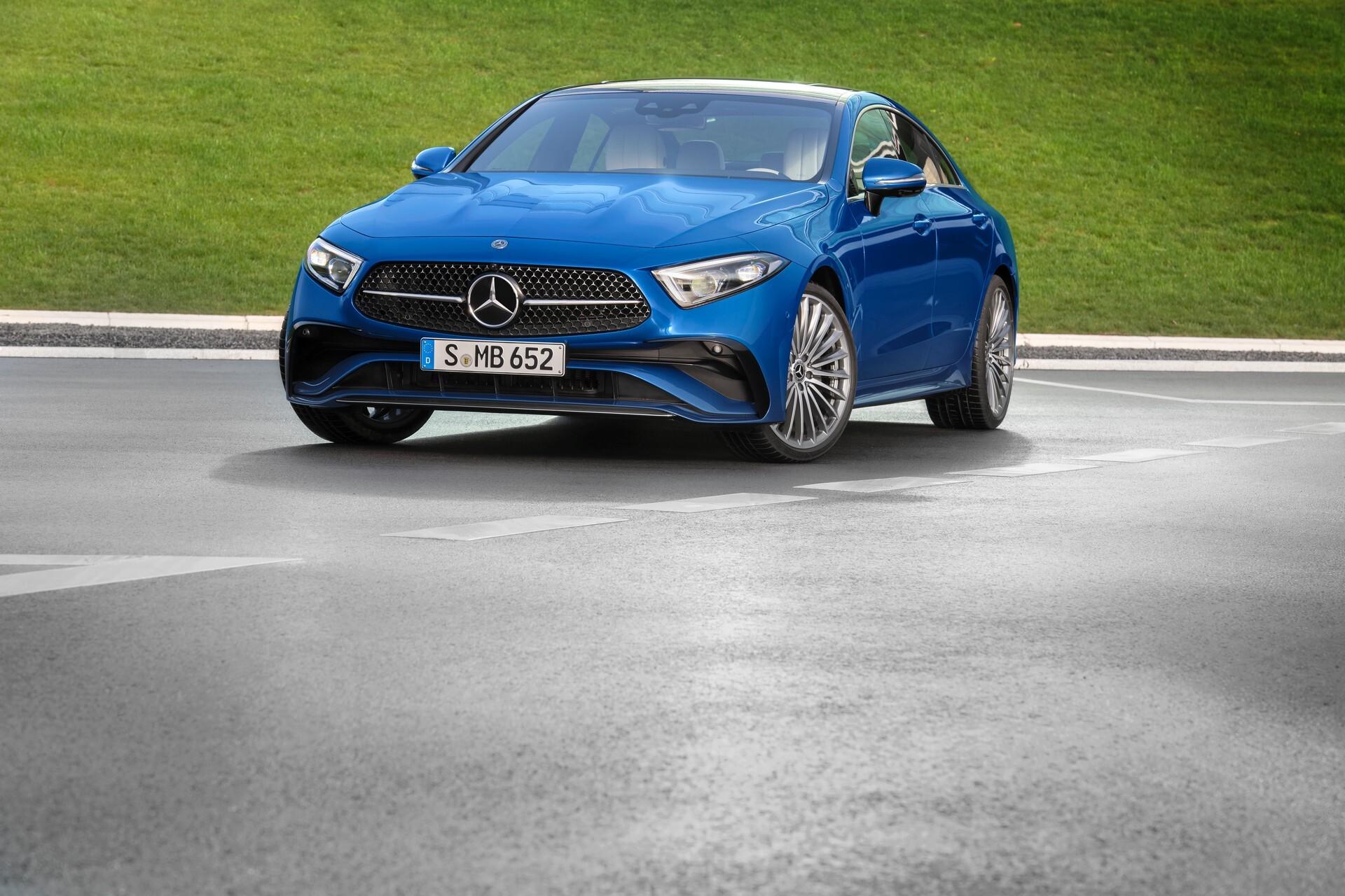 Foto de Mercedes-Benz CLS 2022 (5/63)