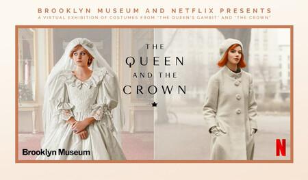 El alucinante vestuario de 'Gambito de dama' y 'The Crown' puede verse al detalle en esta exposición virtual del Museo de Brooklyn