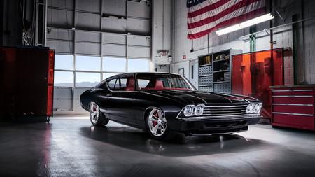 ¿Y si Chevrolet relanzara el Chevelle 69 con motor y tecnología moderna?
