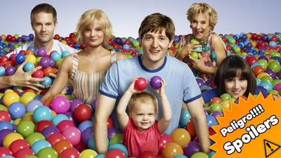 'Raising Hope', los Chance al desnudo