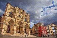 Tras su restauración, reabrió el Claustro de la Catedral de Cuenca