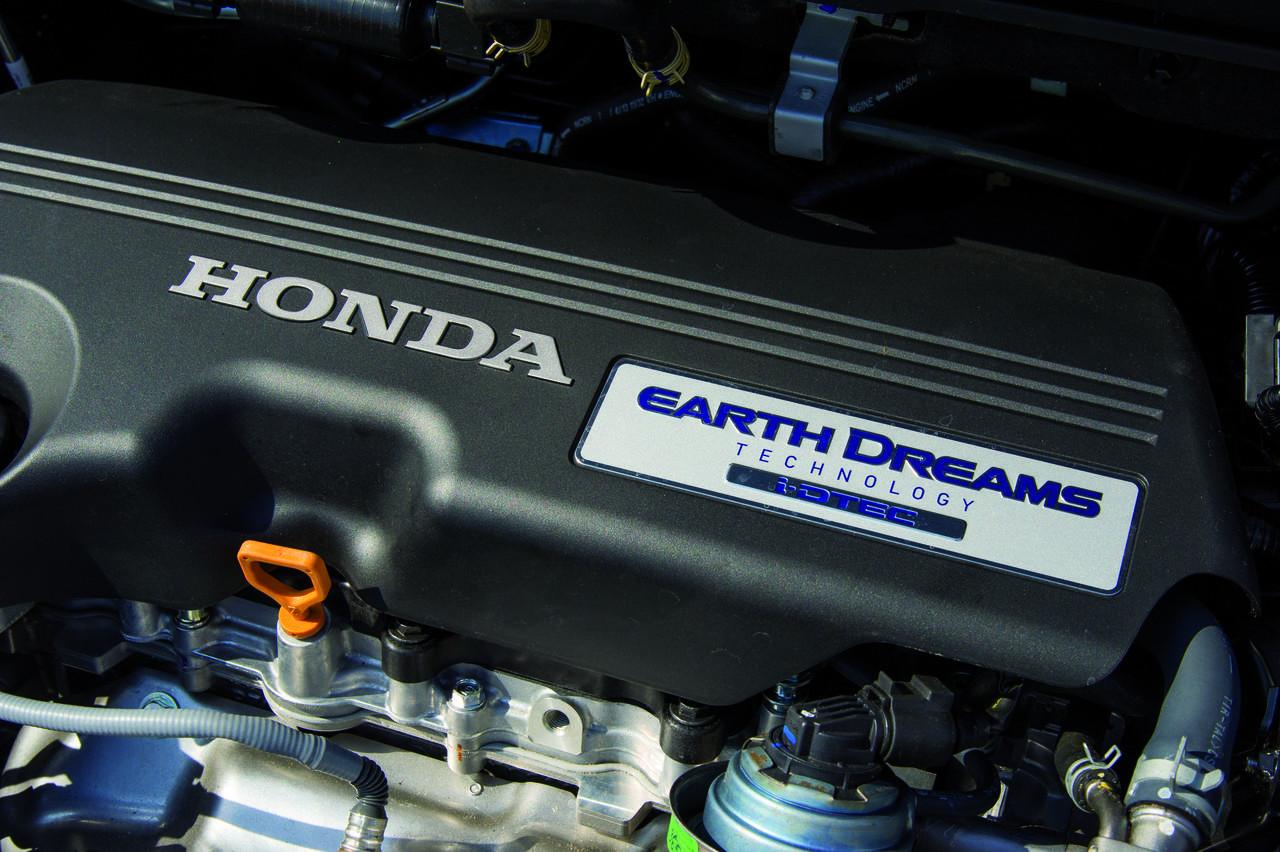 Foto de Honda CR-V 1.6 i-DTEC (oficial) (41/41)