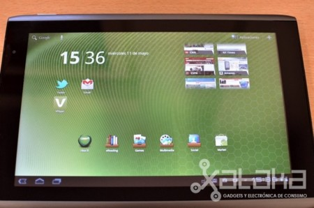 Acer Iconia Tab A500 Android 3 0
