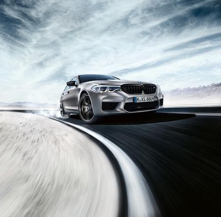 BMW M5 Competition 2018 en marcha