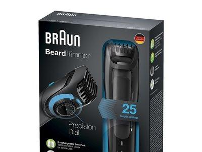¿Luces barba? Esta recortadora Braun BT5050 ahora tiene un precio de 34,99 euros